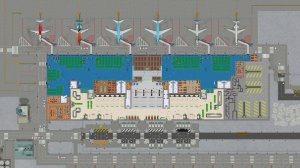 Airport CEO Alpha 28.4 – игра на стадии разработки