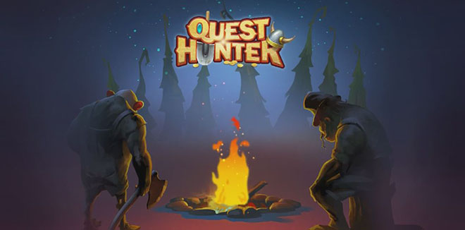 Quest Hunter v1.0.12s - на русском
