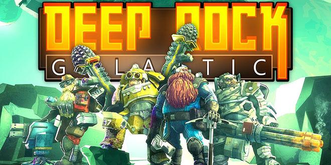 Deep Rock Galactic v0.19.21424.0 - игра на стадии разработки