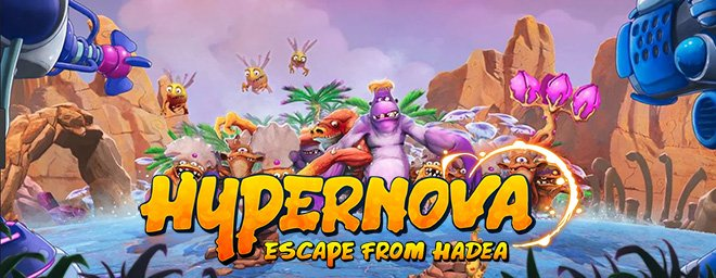 HYPERNOVA: Escape from Hadea v1.4 - полная версия