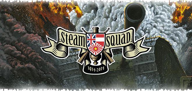 Steam Squad v1.11 – полная версия на русском