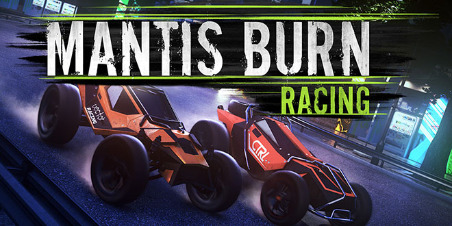 Mantis Burn Racing - Battle Cars на русском
