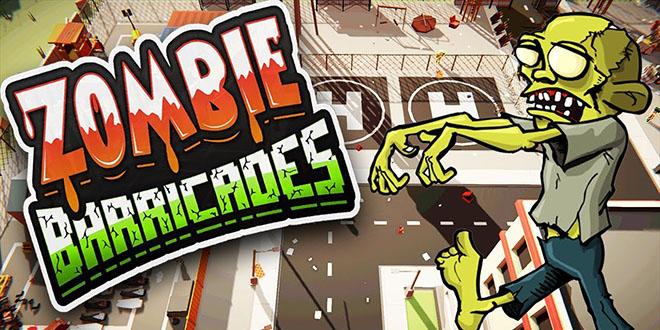 Zombie Barricades v1.19 - игра на стадии разработки