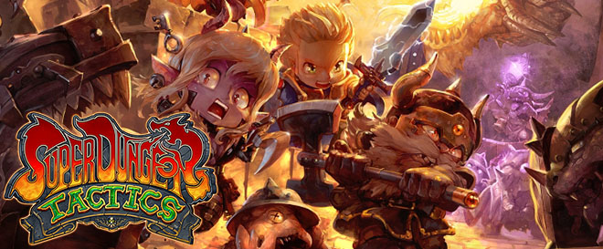 Super Dungeon Tactics v1.3.1h – полная версия