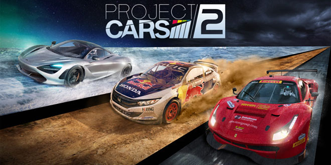 Project CARS 2: Deluxe Edition v1.3.0