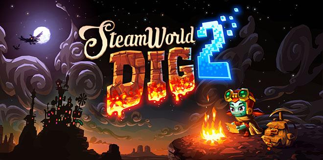 SteamWorld Dig 2 – полная версия на русском