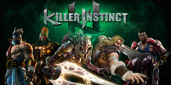 Killer Instinct v1.0 Update 1 – торрент