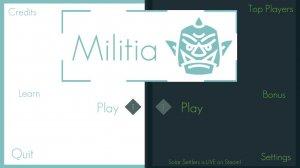 Militia v1.14 - полная версия