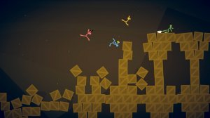 Stick Fight: The Game v1.2.02 – полная версия