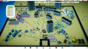 Computer Tycoon v0.9.4.07 - игра на стадии разработки