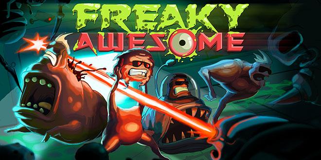 Freaky Awesome v1.0.2.05 - полная версия