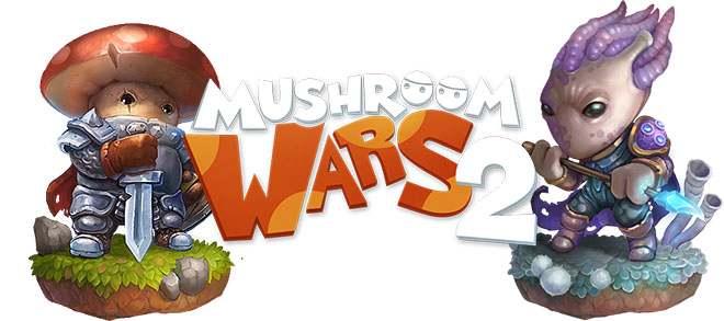 Mushroom Wars 2 – полная версия на русском