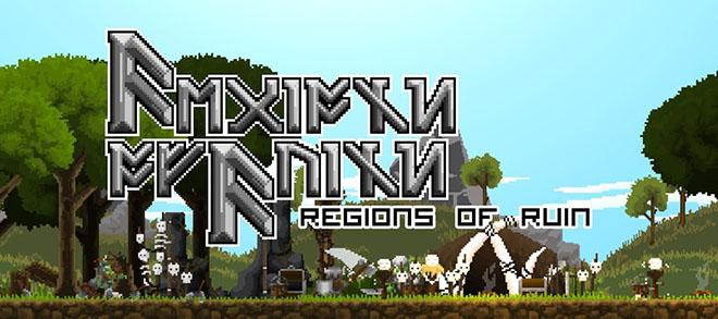 Regions Of Ruin v1.1.44 - игра на стадии разработки