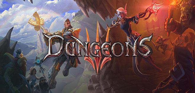 Dungeons 3 v1.3.2 на русском – торрент