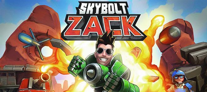 Skybolt Zack v0.7 - игра на стадии разработки