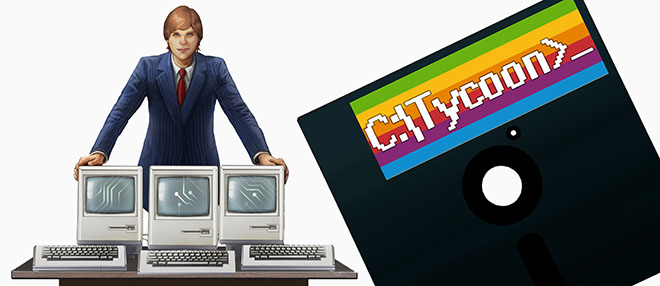 Computer Tycoon v0.9.1.25 - игра на стадии разработки