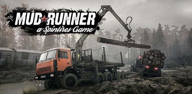 Spintires: MudRunner – полная версия