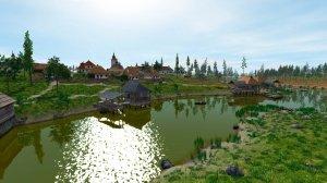 Ostriv Alpha v1.4 - игра на стадии разработки