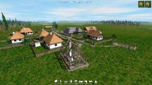 Ostriv Alpha v2.0.1 - игра на стадии разработки