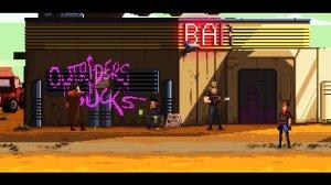 Scrap Riders v0.2 - игра на стадии разработки