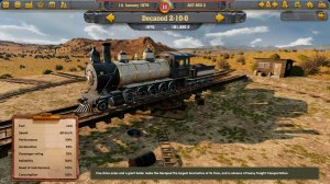 Railway Empire v1.2 – полная версия на русском