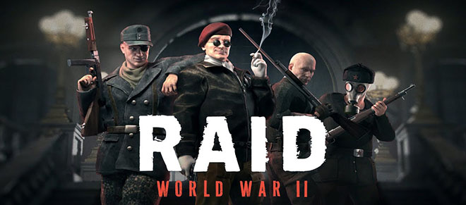 RAID: World War II v1.0 Special Edition – торрент