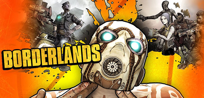 Borderlands: Game of the Year Edition v1.5.0 - торрент