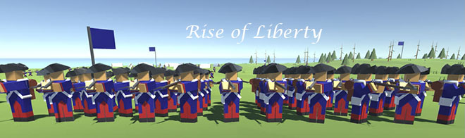 Rise of Liberty v10.12.2018 – игра на стадии разработки