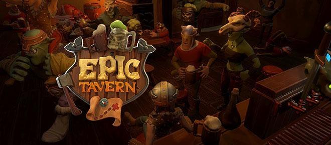 Epic Tavern v0.828 – игра на стадии разработки