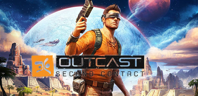 Outcast - Second Contact v1.0 – торрент