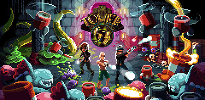 Tower 57 v17.84 - полная версия на русском