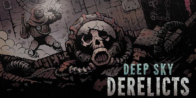 Deep Sky Derelicts - игра на стадии разработки