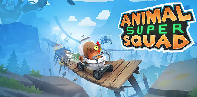 Animal Super Squad v1.3.0 – полная версия