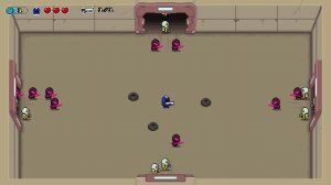 Galaxy Champions T.V. Update 1 - игра на стадии разработки