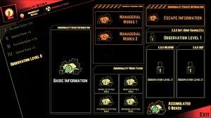 Lobotomy Corporation v0.3.1.1a - игра на стадии разработки