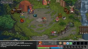 Tangledeep Build 1.28d – игра на стадии разработки