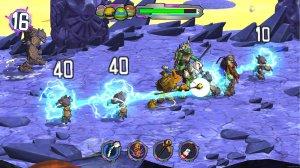 Teenage Mutant Ninja Turtles: Portal Power v1.0 на русском – торрент