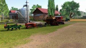 Farmer's Dynasty v0.59 – игра на стадии разработки
