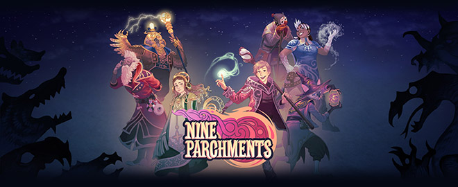 Nine Parchments на русском – торрент