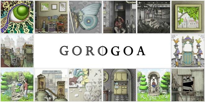Gorogoa v1.0.2 (2017) PC - торрент