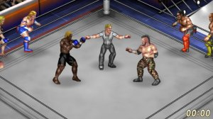 Fire Pro Wrestling World v1.0 - полная версия