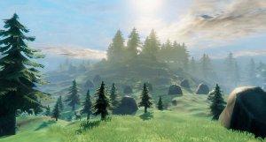 Fejd v0.54 - игра на стадии разработки