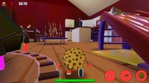 Cookies vs. Claus v25.02.2019 – игра на стадии разработки
