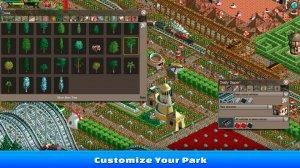 RollerCoaster Tycoon Classic v2.12.110 – полная версия