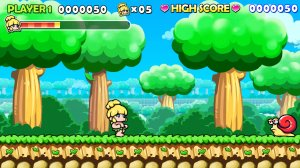 Wonder Boy Returns – полная версия