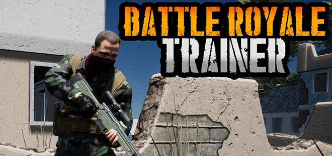 Battle Royale Trainer v1.0.3.1 – тренажер для PUBG