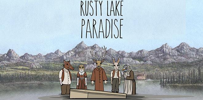 Rusty Lake Paradise на русском – полная версия