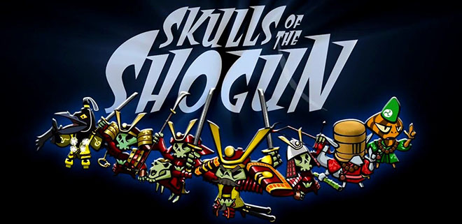 Skulls of the Shogun – на русском
