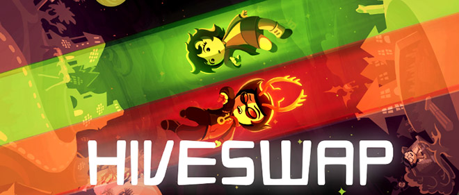 HIVESWAP: Act 1 v1.4 - полная версия