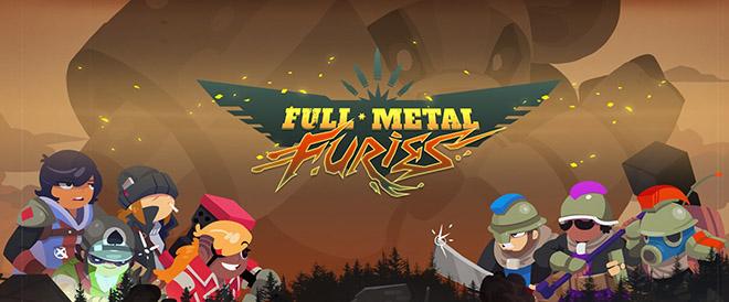 Full Metal Furies v1.1.0-23R – полная версия на русском